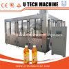 Máquina de rellenar en botella Full-Automatic del jugo