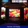 Visualización de LED a todo color de interior del alquiler P6 para los acontecimientos del balompié