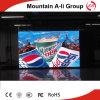 Montaña a-Li SMD 3 en 1 visualización video de interior de P6 LED