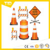 Traffic Workzone Safety를 위한 방벽 Sign Reflective Sticker