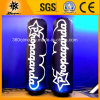 Advertizing (BMLB42)를 위한 2m Black Inflatable Light Column Tubes