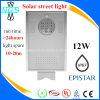 Réverbère solaire LED, lampe extérieure économiseuse d'énergie