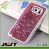 De Vloeistof van het Drijfzand van de Toebehoren van de telefoon schittert Plastic Geval voor Nota 5 van Samsung