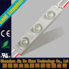 Wasserdichtes R/G/B 1.5W Injection LED Module für Backlight