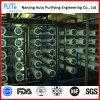 Instalación de procesamiento de la desalación del agua de la importación