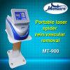 equipamento médico da remoção da veia da aranha da máquina do laser do diodo 980nm
