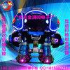 Rey profesional de la batalla de la robusteza del paseo del Kiddie para conducir en el cuadrado/rey Robot de la batalla para el paseo de los niños en parque de atracciones