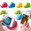 Verschiedenes Colors Available Funny 3D Shape Tablet Mobiltelefon Desktop Elephant Animal Phone Holder
