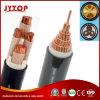 Cabo distribuidor de corrente do PVC de Nayy-J 0.6/1kv ao padrão de DIN/VDE