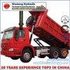 Meertrappige Hydraulische Cilinder voor de Vrachtwagen van de Stortplaats van de Mijnbouw