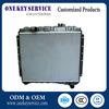 Tanque de alumínio de ventilador de refrigeração do radiador do radiador do aquecimento auto/água da alta qualidade