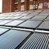 Capteurs solaires divers de caloduc pour le grand projet de chauffage d'eau