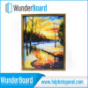 Nouveau produit Cadre de photo PS pour Wunderboard HD Metal Prints