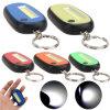 Bevorder LEIDENE van de MAÏSKOLF van het Flitslicht van de Gift het LEIDENE van de Super Mini Kleurrijke Toorts van Flitslichten Licht van Keychain met Draagbaar Gebruik 2 van de Staart Batterij Cr2032