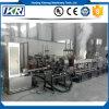 Зерен HDPE LDPE девственницы машинное оборудование неныжный рециркулировать естественных электронное/твиновское цена штрангпресса винта/лепешка древесины машины Pelet