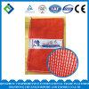 Новый Н тип мешок красного цвета сетки Drawstring с логосом клиента для Vegetables&Fruits