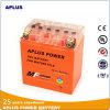 Baterías del AGM en el tipo del gel para Motorcyle Yb10L-BS 12V 11ah