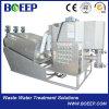 Energy-Saving Roestvrij staal 304 de Modder die van de Schroef Equipmet voor de Behandeling van het Water ontwateren