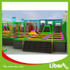 O Trampoline redondo ao ar livre da alta qualidade 10FT de Liben com encerra