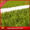 自然なフットボールの人工的なカーペット草のパット用グリーン