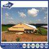 Het Huis van het Gevogelte van de Structuur van het staal en het Landbouwbedrijf van de Landbouw van het Gevogelte /Poultry in Kenia