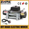 12 volt 10000lbs 4X4 fuori dall'argano elettrico di Zhme della strada