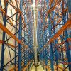 Racking elevado da ascensão dos radares de fiscalização aérea para a automatização do armazém