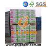 Hoogste Kwaliteit 210*297mm het Grootte Gemengde Papier van de Pulp A4 voor Verkoop