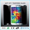 Protecteur Tempered privé d'écran de film en verre d'Anti-Espion pour le téléphone de galaxie de Samsung