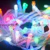 Indicatore luminoso della stringa di 8 colori per la decorazione di natale