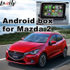 Interfaccia di percorso Android di GPS video per Mazda 2 Demio (MZD connettono il sistema)