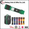 Projetar a cinta da bagagem do poliéster do logotipo com Tag
