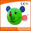 Balão verde inflável B1-304 da face do rato do PVC Micky