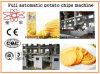 Linha de produção cozida Kh-400/600 máquinas das microplaquetas de batata
