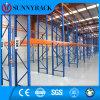 Cremalheira resistente de aço industrial do armazenamento do armazém