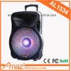 Beweglicher aktiver Laufkatze-Lautsprecher mit Rädern