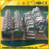 Perfis de alumínio personalizados para o frame eficiente da ampola da lâmpada de rua