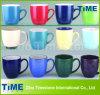 Tazza di caffè di ceramica di colore solido senza piombo (7016)