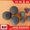 鋳造物および造られた粉砕媒体の鋼球
