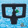水をまく潅漑マイクロスプリンクラーを弱める