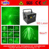 1W Green BR Card Laser Projector DJ Lighting