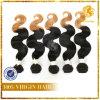 8A grado 100% de la Virgen del pelo onda del cuerpo de la venta caliente de la extensión del pelo del pelo del color T (TFH-NL60)
