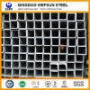 Ss400 Q235 niedriges rechteckiges Stahlrohr des Preis-ERW