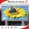 산 알리 P7 Outdoor Full Color Video LED Screen