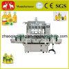 Volledig Machine van het Flessenvullen van de Olie van het Roestvrij staal de Automatische