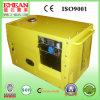 Generador silencioso de /5kw del generador silencioso de la gasolina de 4 movimientos