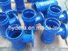 Fitting fonte ductile pour les tuyaux en PVC