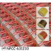 Metalldoppelter Regelkreis-Draht, überzogener Nylondraht-O (NPCC-631533)