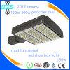 140lm/lámpara de la iluminación del rectángulo de zapato de W LED al aire libre