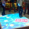 WeddingかEntertainment/Advertizing/Kid Game等のための111 EffectsのDefi Interactive Floor Projection